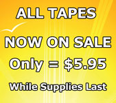 Bright Images Tapes On Sale
