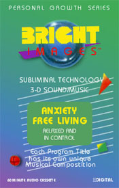 Anxiety Free Living - Audio CD - 9404 - Product Image