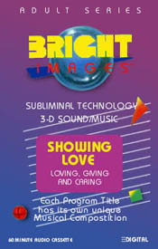 Showing & Attracting Love - Audio Tape - 8304 - Product Image