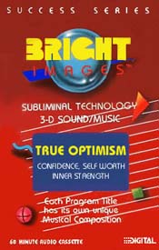 True Optimism - Audio Tape - 8201 - Product Image