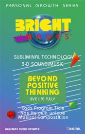 Beyond Positive Thinking - Audio CD - 9402 - Product Image