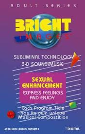 Sexual Enchancement - Audio MP3 Download - 7301 - Product Image