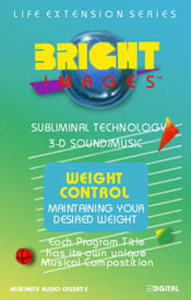 Weight Control & Maintenance - Audio MP3 Download - 7110 - Product Image